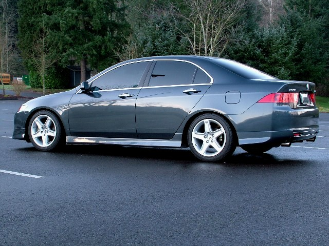 Various Suspension Setup Info And Pics AcuraZine Acura - Acura tsx lowering springs